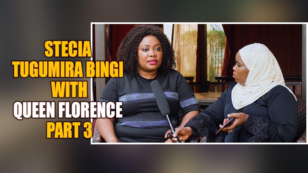Stecia Tugumira Bingi with Queen Florence Part 3 - YouTube