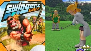 Swingerz Golf Gameplay Impressions GC HD