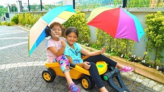 Rain Rain Go Away - Fun Kids Video