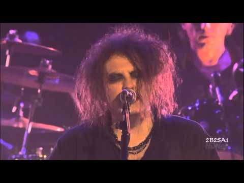 The Cure - Just Like Heaven [live HD]