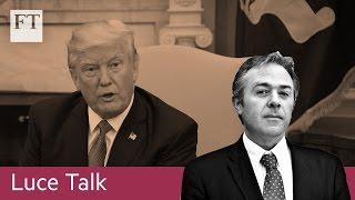 Trump scandals fray Republican nerves | Luce Talk