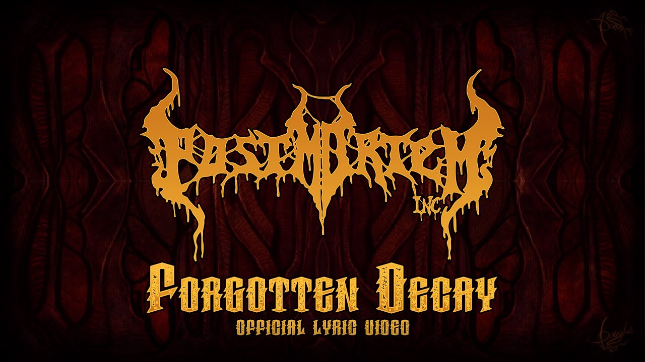 Postmortem Inc: inédita Forgotten Decay ganha lyric video