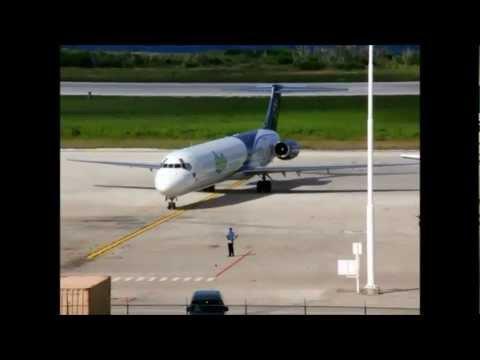 Dutch Antilles Express MD-83
