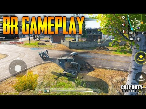 Call Of Duty Mobile BATTLE ROYALE Gameplay | Battle Royale Of Call Of Duty MOBILE - THIS IS LIT🔥🔥
