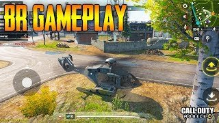 Call Of Duty Mobile BATTLE ROYALE Gameplay | Battle Royale of Call Of Duty MOBILE - THIS IS LIT?????