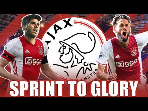 MIT DER BESTEN JUGEND ZUM CL TITEL !! 😱🏆   FIFA 17: AJAX AMSTERDAM SPRINT TO GLORY KARRIERE