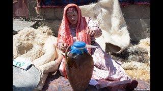 ГОДЕКАН Ахтынская халва – ЭСИДА приготовление напитка Дагъугъа