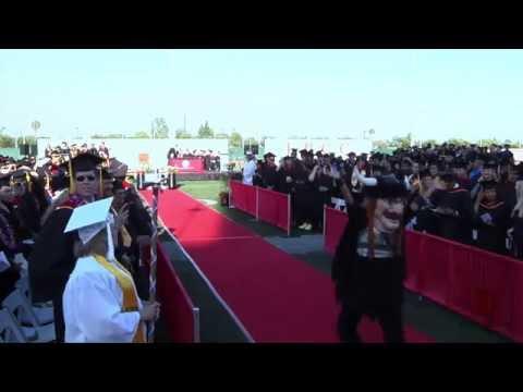 LBBC - 2014 Long Beach College Commencement
