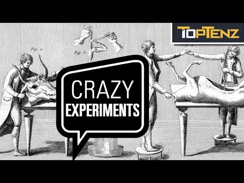 10 Mad Scientists Who Went Too Far