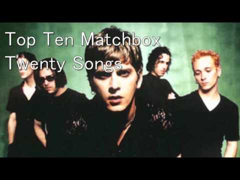 Top 10 Matchbox 20 Songs