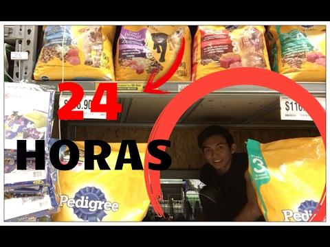 24 HORAS en un WALMART FUNCIONA 😱 ( ME PILLARON) Jordan Rosas
