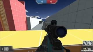 Au Modern FPS  [ Gameplay Commentato ITA]
