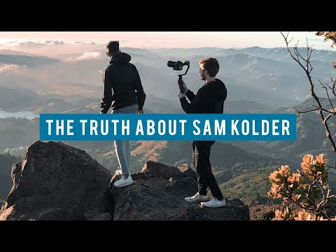 The Truth About Sam Kolder and Most Travel Vloggers (they work harder than you think)