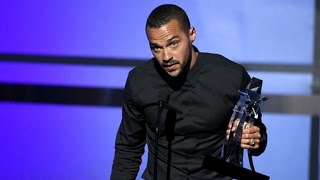 Jesse Williams Steals the BET Awards With Impassioned Speech Calling for Justice and Equality by : Entertainment Tonight