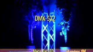 Download Mega BAR - LED light effect by American DJ MP3 song and Music Video