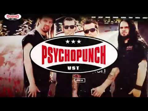 Psychopunch - Website Teaser