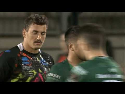 GUINNESS PRO14 2018-19 Rd 19: Zebre Rugby vs Connacht 5-6 HIGHLIGHTS