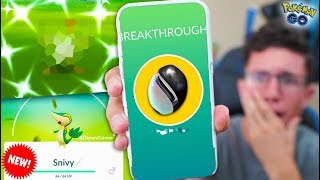 WHAT IS THIS NEW ITEM IN POKÉMON GO? (Generation 5 Update)