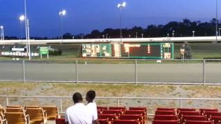Horse Racing at the Yonkers Raceway