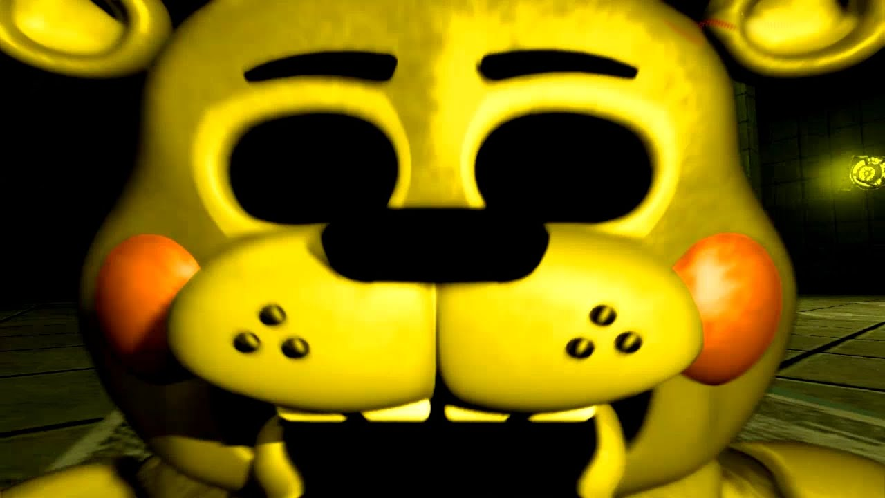 Golden toy freddy five nights at freddy s 3 garry s mod youtube
