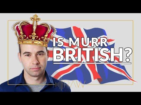 Murr Takes a British Test! | RAW Interviews