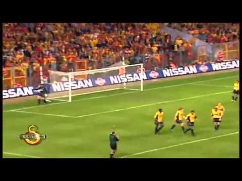 Galatasaray - Arsenal UEFA FINAL 4-1 - MAY 17/2000