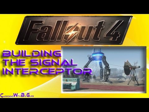Fallout 4 building the signal interceptor the molecular level fallout 4 building the signal interceptor the molecular level solutioingenieria Image collections