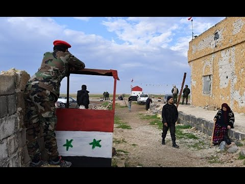 Enab Baladi (Сирия): американские санкции – ключ к политическому решению в Сирии.