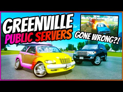 Public Servers... Greenville Wisconsin Roblox - The Public Server Experience - GV - GV4 - Greenville