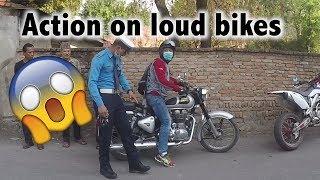 Loud bike's banned in kathmandu? | 2018 | ducati, crossfire, bullet, duke and more