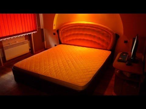 Изготовление двухспальной кровати