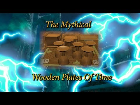 FFXIV: The Wooden Dinner Plates of Time!