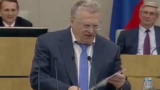 Чай подать не могут - Жириновский (2016.04.19)