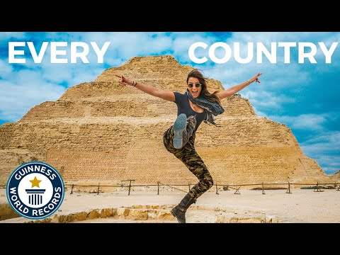How I Became the Youngest to Travel to Every Country at 21 - Guinness World Record Travel Guide Videos