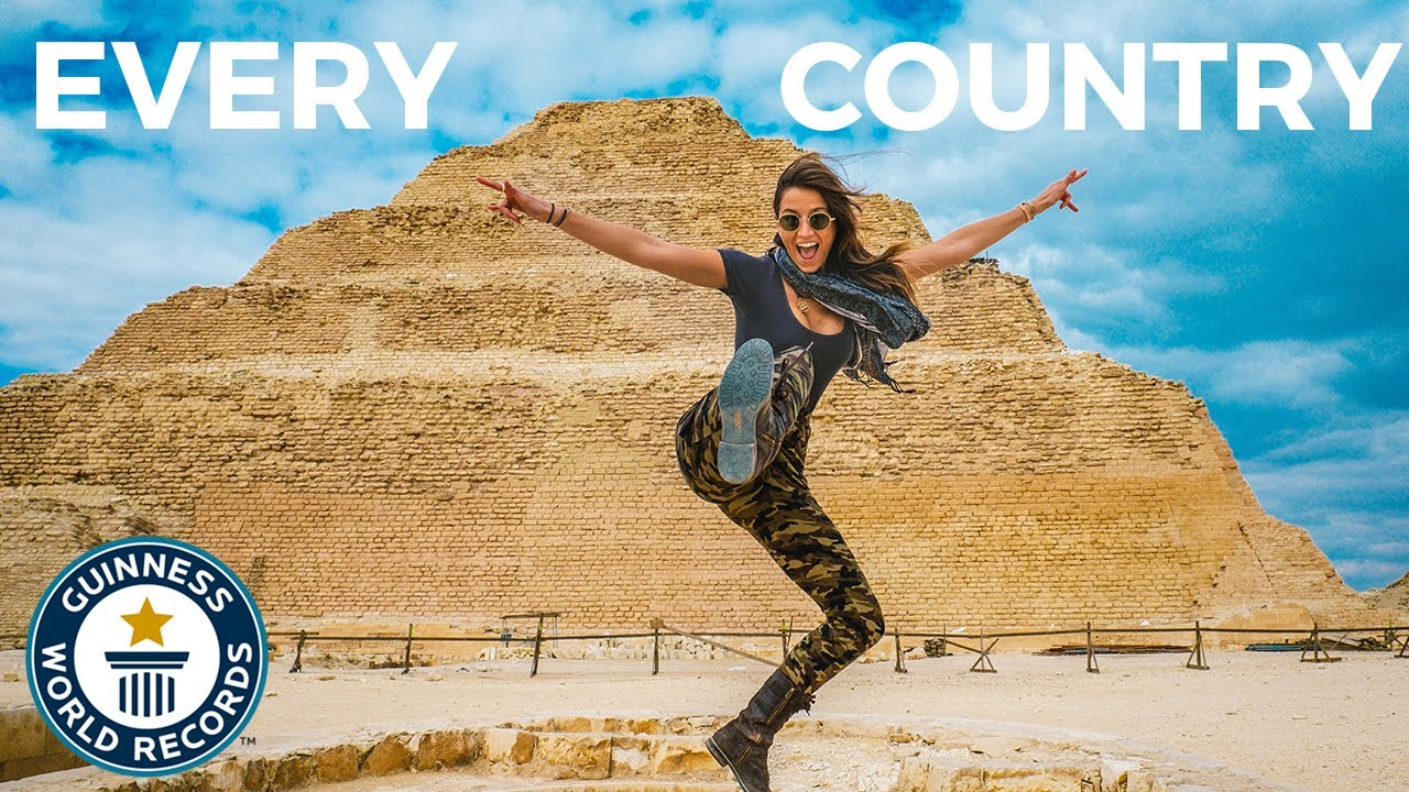 How I Became the Youngest to Travel to Every Country at 21 - Guinness World Record