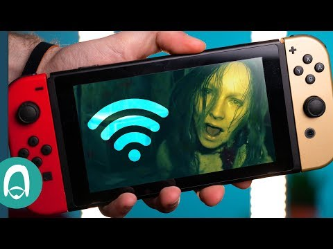 Streaming Powerful Games to your Nintendo Switch?