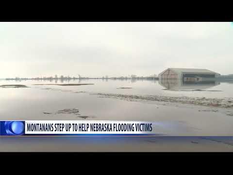 Montanans lend a helping hand to Nebraska flooding victims
