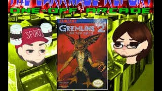 Gremlins 2 | NES [One-Off Arcade] | With Jesse L.