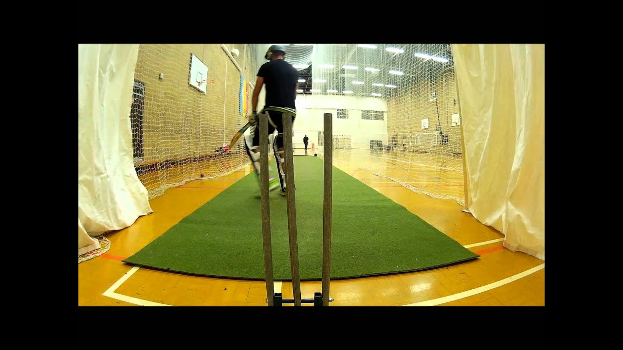 Cricket nets me batting new camera angle 2015 youtube for New camera 2015