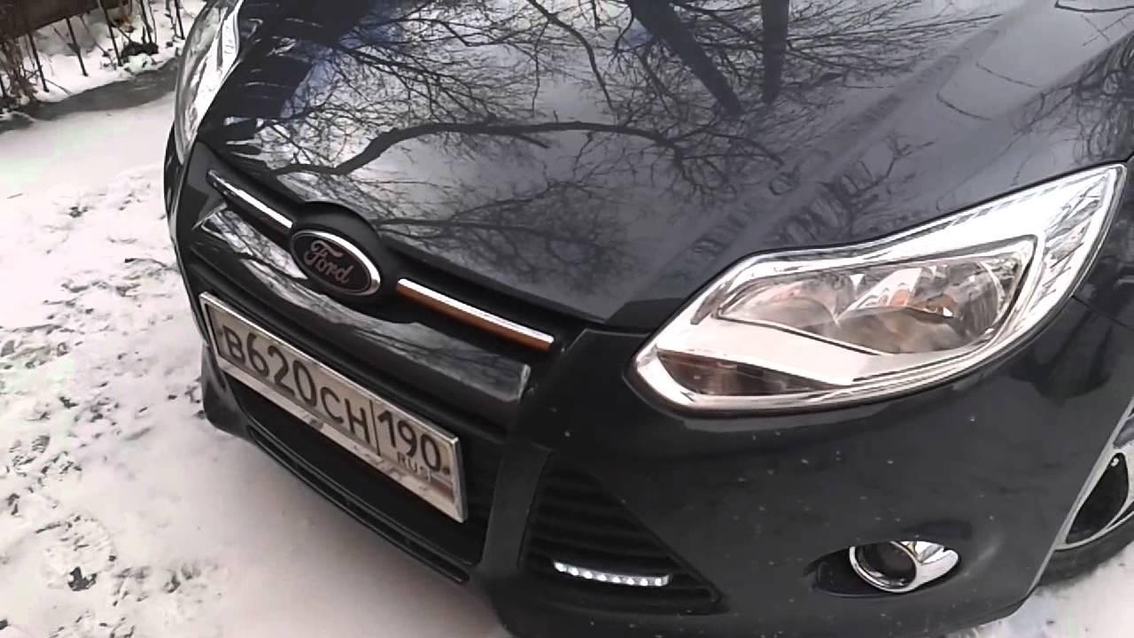Сигнал Форд фокус 3.mp4