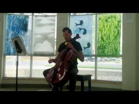 Solo Cello Recital (part 1)