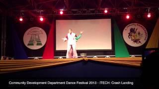 cdd dance festival 2013 itech