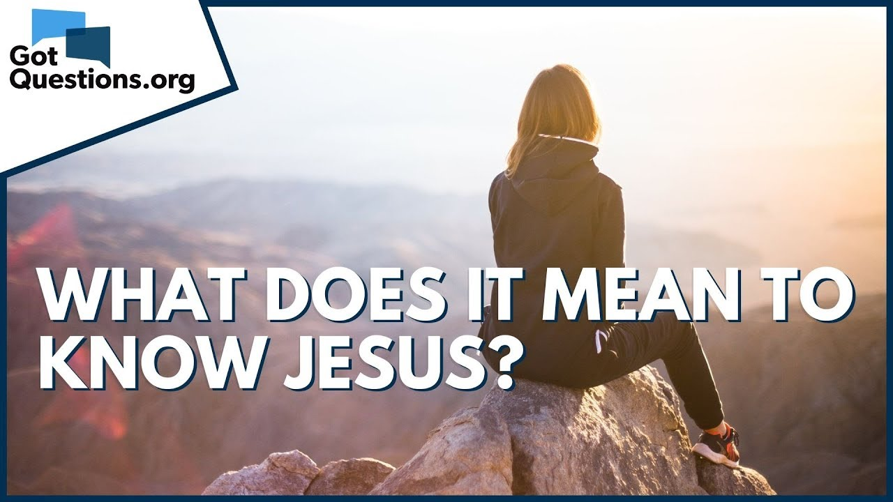 Who is Jesus Christ of Nazareth?