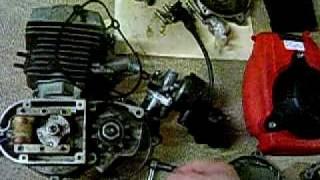 Motorized bike 2stroke Kit Common Clutch Problem solution!