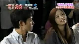 めざまし (20101122) [DRAMA] '流れ星' 出演者 & Kobukuro [일드] '유성...
