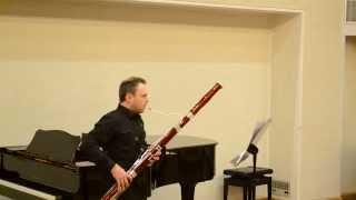 V.Striaupaite-Beinariene Lmta Bassoon Concert