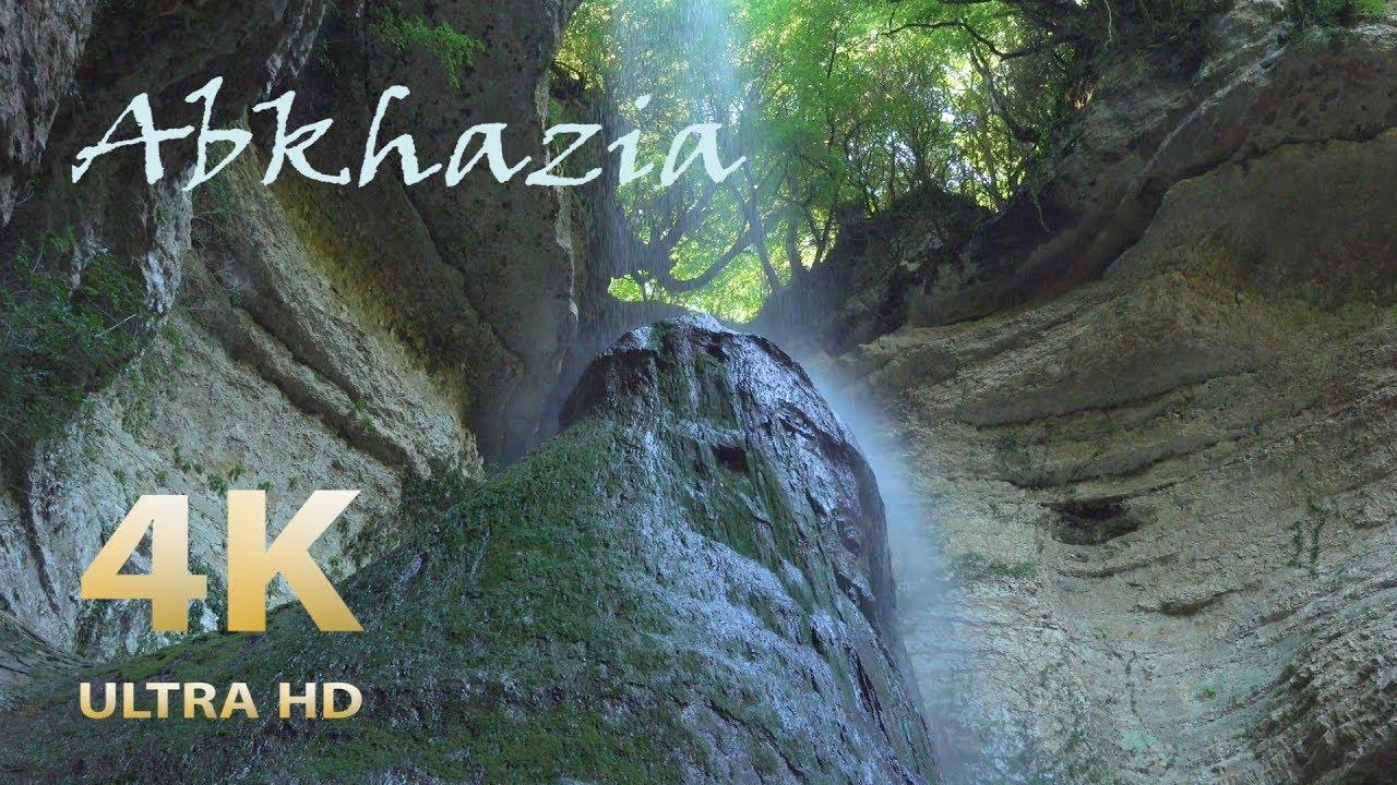 Amazing Abkhazia ~ Caucasus ~ Nature relaxation film 4К UHD