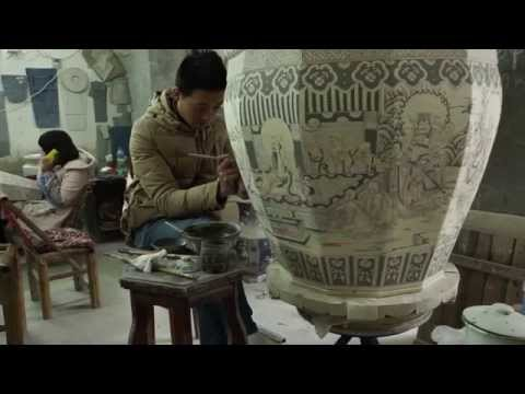 Cracks in China's Antique Reproduction