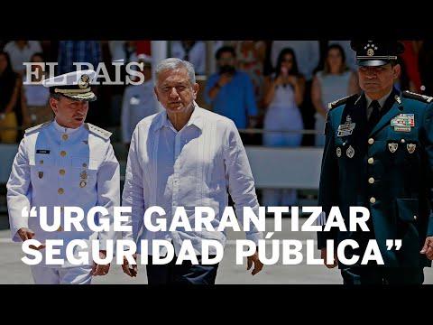 """Andres Manuel afirma que """"habrá justicia"""" tras la matanza de Minatitlán"""