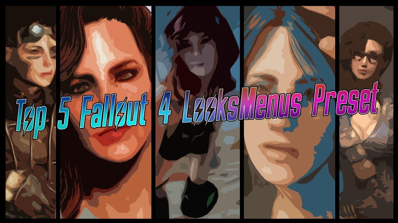 fallout 4 nexus presets